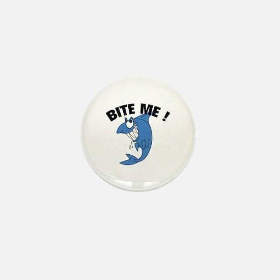 Bite Me ! Mini Button