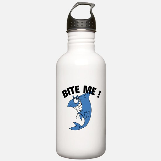 Bite Me ! Water Bottle