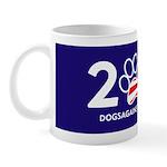 "Official Dogs Against Romney ""2012"" Mug"