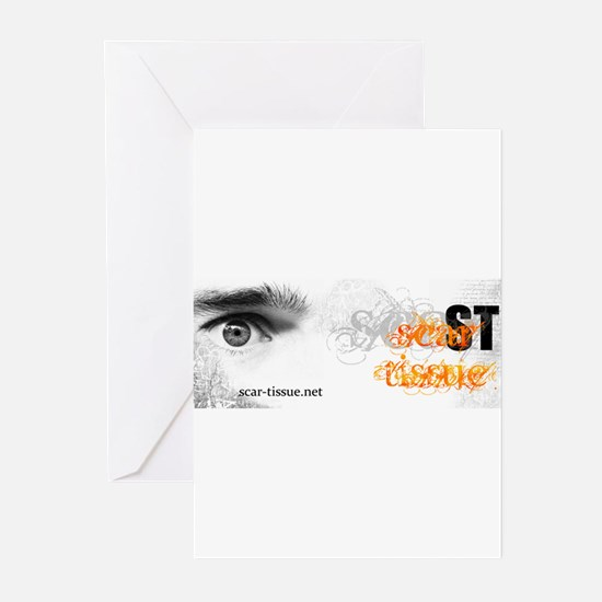 Scar Tissue Greeting Cards (Pk of 10)
