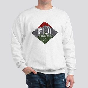 Phi Gamma Delta Mountains Diamond Sweatshirt