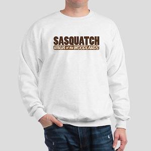 Sasquatch Ninja Sweatshirt