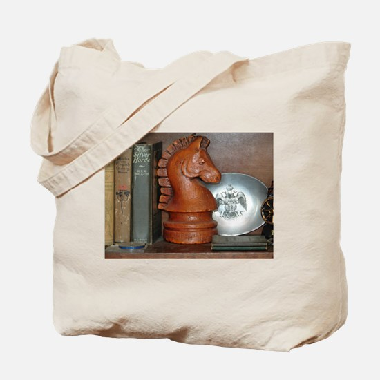 THE INVISIBLE KNIGHT™ Tote Bag