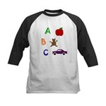 ABC Kids Baseball Jersey