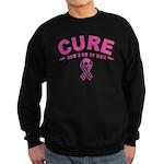 Cure - Run For It Run Sweatshirt (dark)