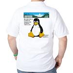 Golf Shirt -- Deepwoods Software Hosting