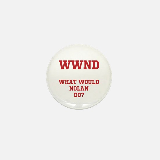 Cute What would Mini Button