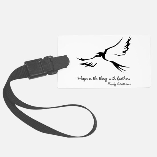 Hope Luggage Tag