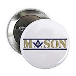 """Masons 2.25"""" Button"""
