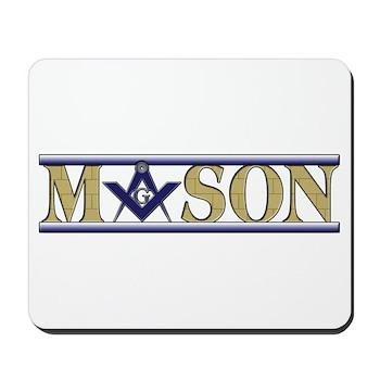 Masons Mousepad