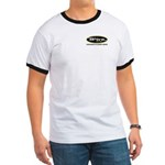 97.1 Fm The Drive Ringer T-Shirt