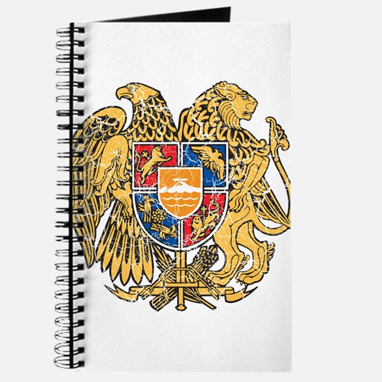Armenia Coat Of Arms Journal