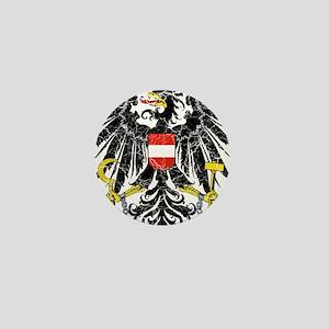 Austria Coat Of Arms Mini Button