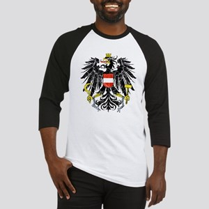Austria Coat Of Arms Baseball Jersey