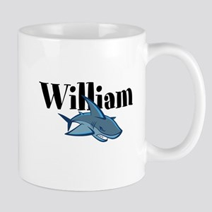 William Shark Mug