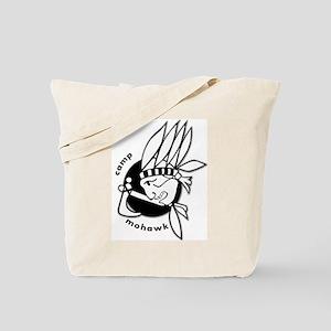 Camp Mohawk Tote Bag