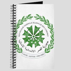 Comoros Coat Of Arms Journal
