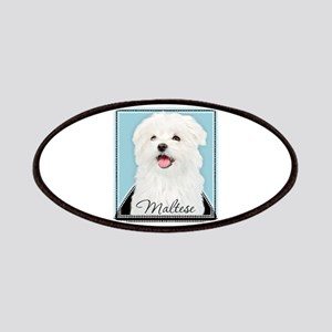 Cute Maltese Patches