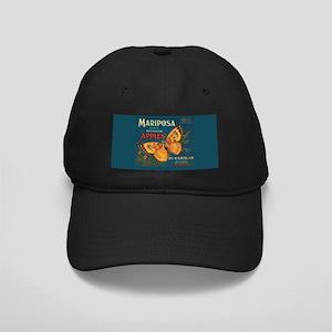 Mariposa - Black Cap