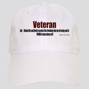 Veteran Definition Cap