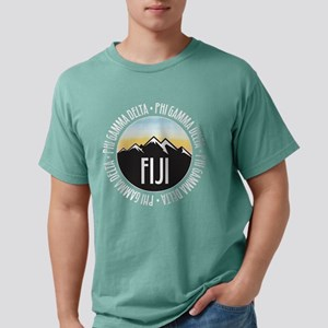 Phi Gamma Delta Mountain Mens Comfort Colors Shirt