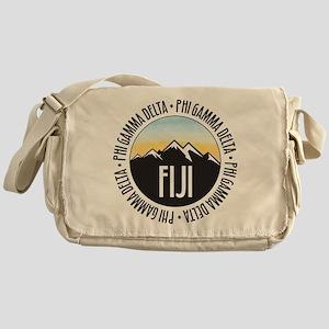 Phi Gamma Delta Mountain Sunset Messenger Bag