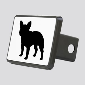 French Bulldog Rectangular Hitch Cover
