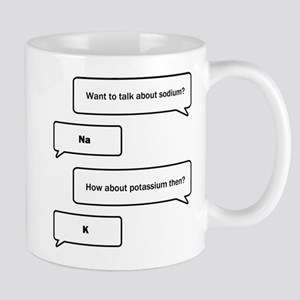 Want to talk about chemistry? Mug