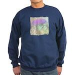 Artichoke Flower Sweatshirt (dark)