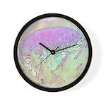 Artichoke Flower Wall Clock
