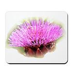 Artichoke Flower Mousepad