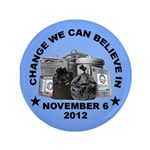 """Change 2012 3.5"""" Button (100 pack)"""