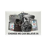 Change 2012 Rectangle Magnet (100 pack)