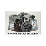 Change 2012 Rectangle Magnet