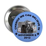 """Change 2012 2.25"""" Button (100 pack)"""