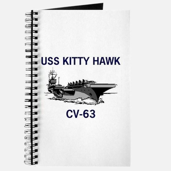USS KITTY HAWK Journal