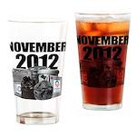 Change 2012 Drinking Glass