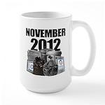 Change 2012 Large Mug