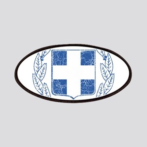 Greece Coat Of Arms Patches