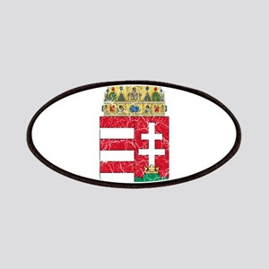 Hungary Coat Of Arms Patches