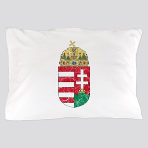 Hungary Coat Of Arms Pillow Case