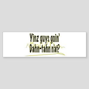 Yinz guys... Sticker (Bumper)