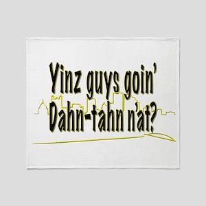 Yinz guys... Throw Blanket