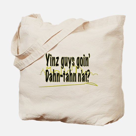 Yinz guys... Tote Bag