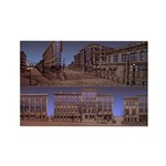 Vancouver Gastown Souv Rectangle Magnet (100 pack)
