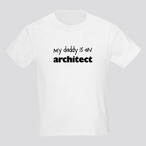 My Daddy is an Architect Kids Shirt