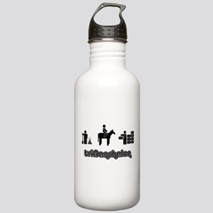 triranchalon Stainless Water Bottle 1.0L