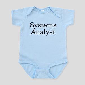 Systems Analyst Infant Bodysuit
