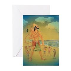 The Power of Hanuman Cards (6)