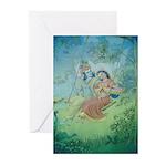 Krishna & Radha Cards (6)